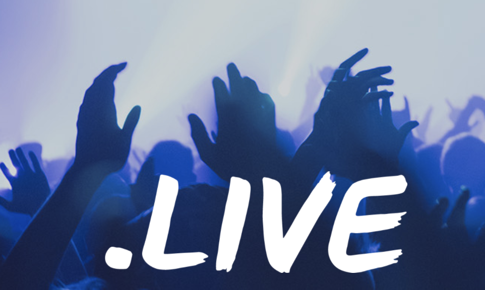 .LIVE – Not .COM or .ORG, Oh My